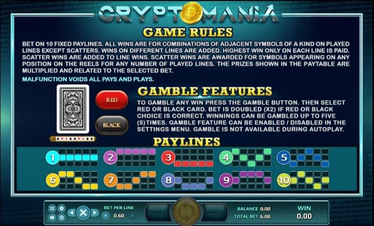 รีวิวเกม CRYPTOMANIA
