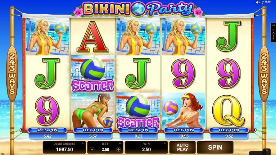 รีวิวเกม Bikini Party