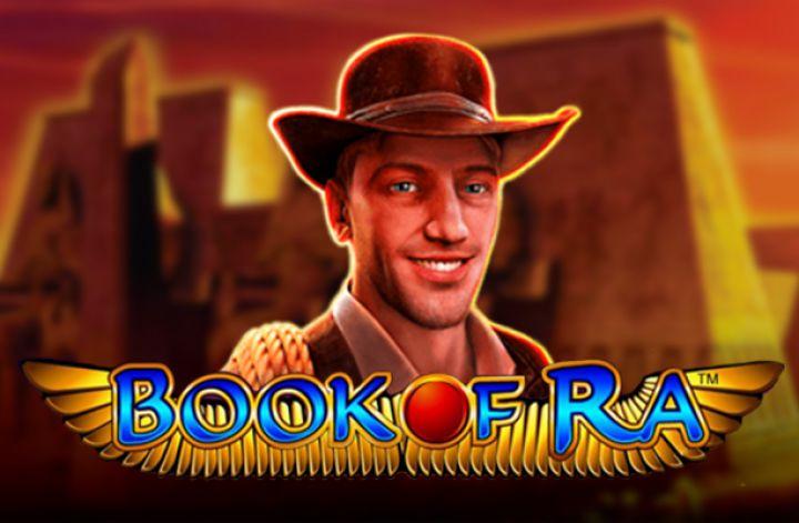 รีวิวเกม Book of Ra