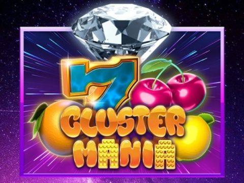 สล็อตผลไม้ 7 Cluster Mania